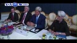Ngoại trưởng Mỹ John Kerry đang họp ở Vienna