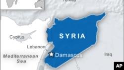 Nexşeya Sûrîyê