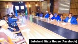 Golaha Wasiirada Jubaland