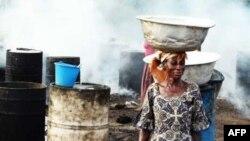 Furnizimet botërore të ushqimit në krizë