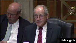 Джеймс Риш, председатель комитета по иностранным делам Сената США