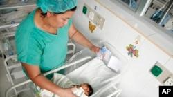 Todos los niños con microcefalia han nacido en las últimas dos semanas.