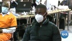 Dívidas Ocultas: Magistrada exige respeito por parte do réu Ndambi Guebuza
