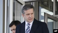 Дотеперішній посол РФ в Україні Михайло Зурабов
