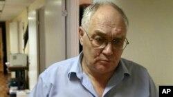 Директор Аналитического центра Юрия Левады, доктор философских наук Лев Гудков