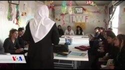 ڕێکخراوی LWF خولی جیاجیا بۆ کچانی ئاوارەی ئێزیدی دەکاتەوە