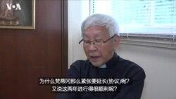 专访陈日君:梵蒂冈与中国续签临时协议或有政治目的