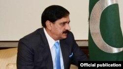 پاکستان کی قومی سلامتی کے مشیر ناصر جنجوعہ (فائل فوٹو)