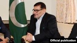 ایران کی اعلیٰ قومی سلامتی کونسل کے سیکرٹری علی شمخانی