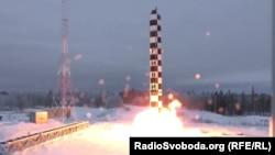 Сурков пропонує назвати ядерну ракету іменем «Гіві»