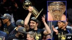 NBA-ს ორგზის ჩემპიონი ზაზა ფაჩულია ლარი ობრაიენის თასით