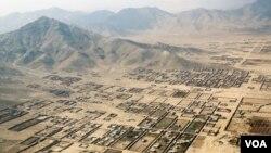 د افغان حکومت د معلوماتو له مخې په تیرو څلور لیسزو کې زورواکو په افغانستان کې بو اعشاریه شپږ میلیونه دولتي ځمکه غصب کړې ده.
