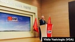 Cumhuriyet Halk Partisi Genel Başkanı Kemal Kılıçdaroğlu, Avrupa turunun Brüksel ayağında Avrupa Birliği yetkilileriyle bir araya geldi.