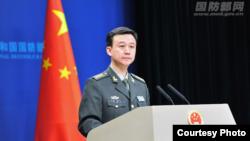 Người phát ngôn Bộ Quốc phòng Trung Quốc Ngô Khiêm
