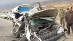 Moçambique na lista dos piores em acidentes rodoviários