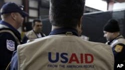 USAID - везде, где нужна помощь от американцев