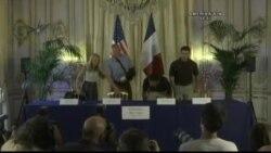 Hollande'dan 3 Amerikalı'ya Lejyon Donör Nişanı