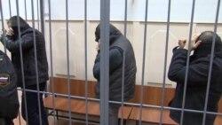 Russia Nemtsov Suspects