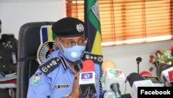 Sifeton 'yan sandan Najeriya, Umman Alkali Baba (Facebook/Nigeria Police)