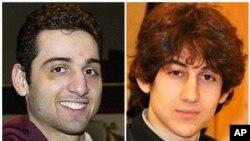 Bombalı saldırıyı yapan iki kardeş, Tamerlan ve Cokar Tsarnev