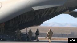 Las tropas australianas aun aguardan aprobación legal de parte de Irak.