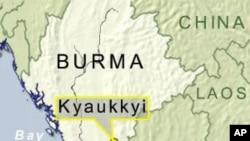 Burmese Rebel Group Denies Responsibility for Tuesday Blasts