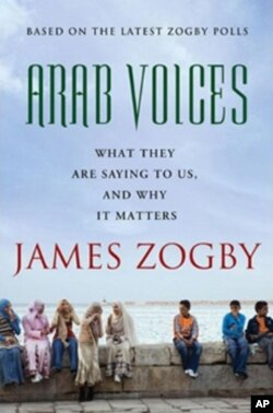 'Arab Voices' by James Zogby examines false perceptions many Americans have of Arabs.
