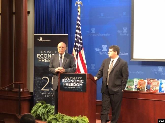 专家谈中国经济自由度:巨大的潜力和停滞的改革