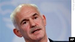Јоргос Папандреу повика на намалување на каматните стапи за враќање на долговите