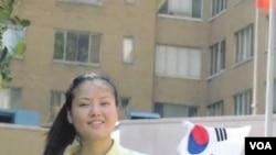 趙真惠就是一位北韓的脫北者