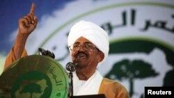 سوڈان کے صدر عمر حسن البشیر (فائل فوٹو)