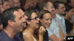 Смех вне партийной принадлежности