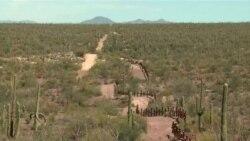 Tribu nativa se opone al muro en Arizona