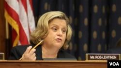 일리애나 로스-레티넨 미 연방 하원의원 (자료사진)