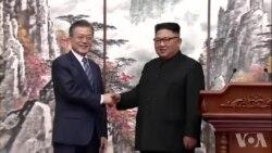 金正恩承诺将访问首尔