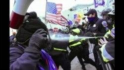 Pro-Trump Protesters Storm U.S. Capitol