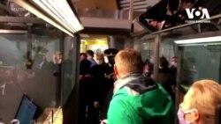Відео затримання Навального. Відео
