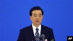 中国国家主席胡锦涛(资料照片)