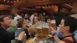 世界上最大啤酒節在德國拉開帷幕