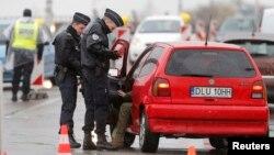Kontrole na francusko - nemačkoj granici