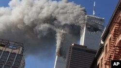 """Naamen Meziche diduga pernah berhubungan dengan """"sel Hamburg"""" Al-Qaida yang merencanakan serangan 11 September 2001 di Amerika (foto: ilustrasi)."""