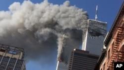 2001年9月11日,纽约遭到恐怖袭击。