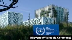 The International Criminal Court, The Hague.