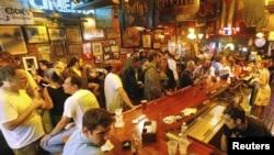 La violence a éclaté près du Quartier français, connu pour ses bars et ses musiciens de jazz