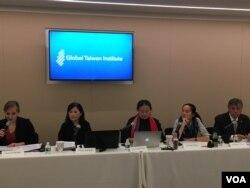 全球台湾研究所宗教与台湾民主研讨会(图片来源: 钟辰芳)