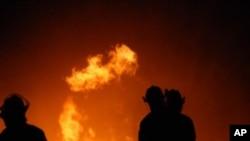 بیجنگ: عمارت میں آتشزدگی سے 17 ہلاک