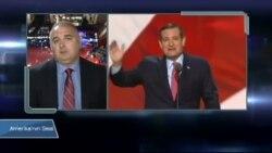 Cumhuriyetçi Parti Kurultayı'na Ted Cruz Damgası