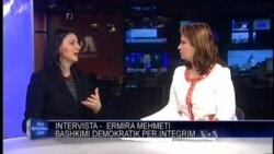Intervistë me deputeten e BDI-së, Ermira Mehmeti