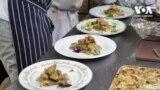 «Українська кухня може бути несподіваною та шаленою»: як пройшла звана вечеря Євгена Клопотенка у Нью-Йорку. Відео