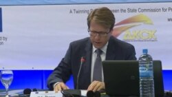 Изјава на евроамбасадорот Самуел Жбогар